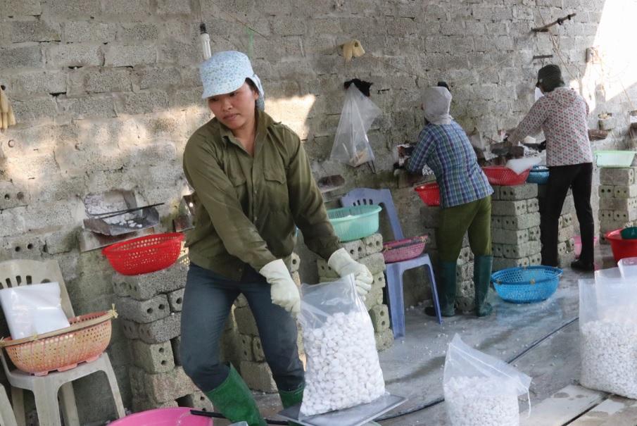 Lao động người DTTS làm việc tại các thành phố, khu công nghiệp hiện chưa được quan tâm đúng mức.