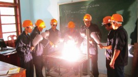 Xu hướng chọn trường nghề của học sinh miền núi