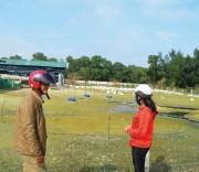 Xây dựng khu chăn nuôi tập trung
