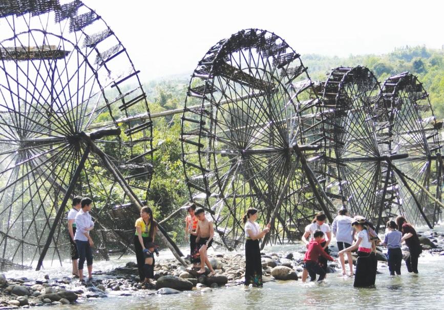Huyện Tam Đường (Lai Châu) không chỉ có tiềm năng về phát triển du lịch cộng đồng mà còn thu hút du khách bởi nhiều danh lam, thắng cảnh đẹp. Ảnh TL