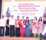 Họp mặt mừng Tết Chôl Chnăm Thmây năm 2019