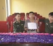 Chống tội phạm ma túy nơi biên giới