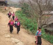 Trẻ em DTTS sẽ nhận được nhiều sự quan tâm hơn khi Đề án vận động nguồn lực xã hội hỗ trợ trẻ em các xã ĐBKK thuộc vùng DTTS, miền núi triển khai.