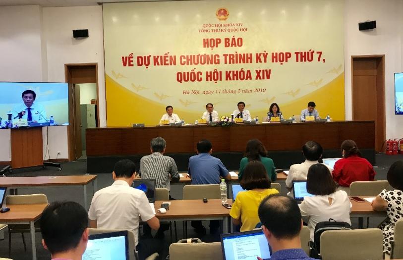 Nhiều thông tin quan trọng được đưa ra tại buổi họp báo