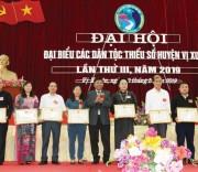 Đại hội Đại biểu các DTTS huyện Vị Xuyên