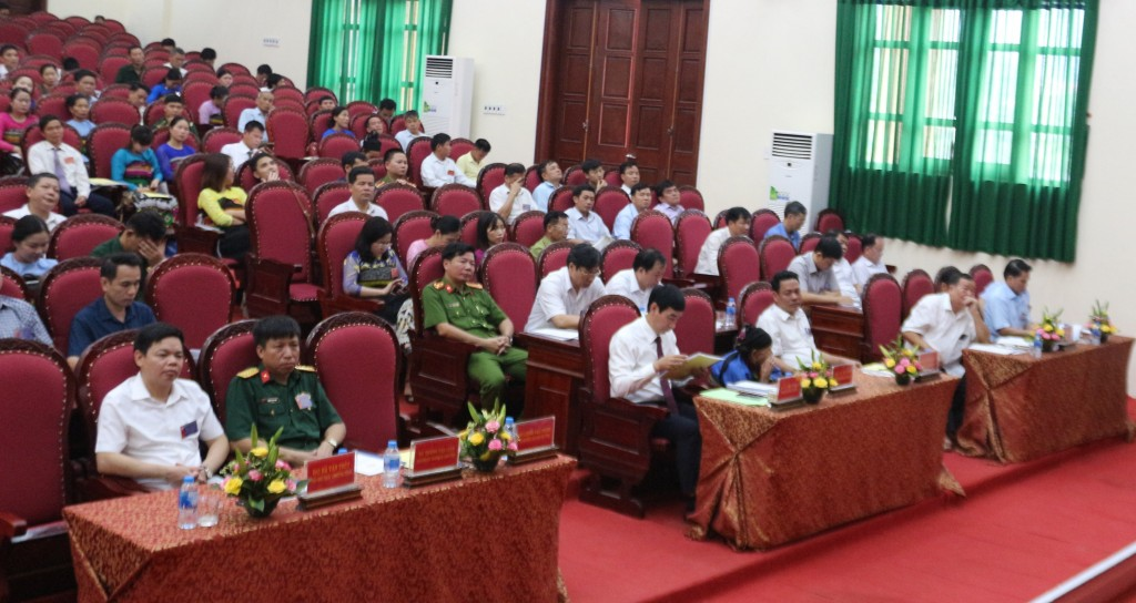 Đại hội đại biểu các DTTS huyện Quan Sơn lần thứ 3