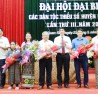 Đại hội đã lựa chọn 10 đại biểu tiêu biểu dự Đại hội đại biểu DTTS cấp tỉnh