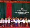 Ban dân tộc tặng Giấy khen cho 11 cá nhân có thành tích xuất sắc trong công tác dân tộc tại Đại hội đại biểu các dân tộc thiểu số huyện Thường Xuân (Thanh Hóa) lần thứ III.