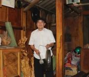 Tỷ phú Đặng Văn Minh còn là người luôn có ý thức bảo tồn văn hóa truyền thống của dân tộc.