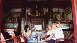 Ngôi nhà cổ trên đảo Lý Sơn