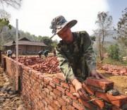 Phát huy hiệu quả đào tạo nghề cho lao động nông thôn đang là bài toán khó ở Nậm Pồ (Điện Biên).