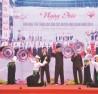 Các hoạt động văn hóa, văn nghệ truyền thống của người Mường được trình diễn trong Ngày hội Văn hóa, thể thao các dân tộc huyện Nho Quan năm 2019.