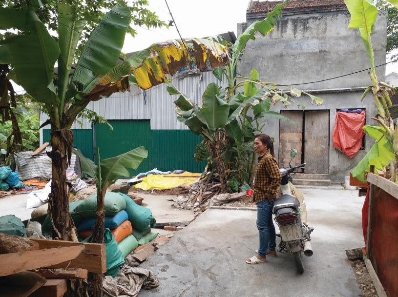 Hơn 10 năm trôi qua, gia đình ông Thuần, bà Luận vẫn chưa được UBND thị xã Từ Sơn giải quyết dứt điểm vụ việc để trả lại 420m2 đất đã bị thu hồi sai.