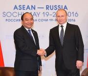 Quan hệ Nga-Việt
