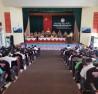 Đại hội Đại biểu các DTTS huyện Lang Chánh lần thứ III, năm 2019.
