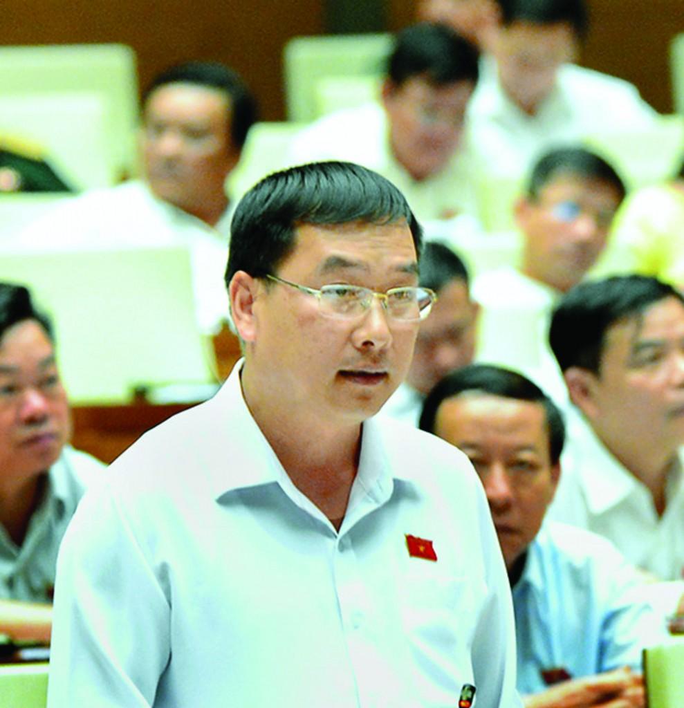 Đại biểu Tống Thanh Bình (Lai Châu)