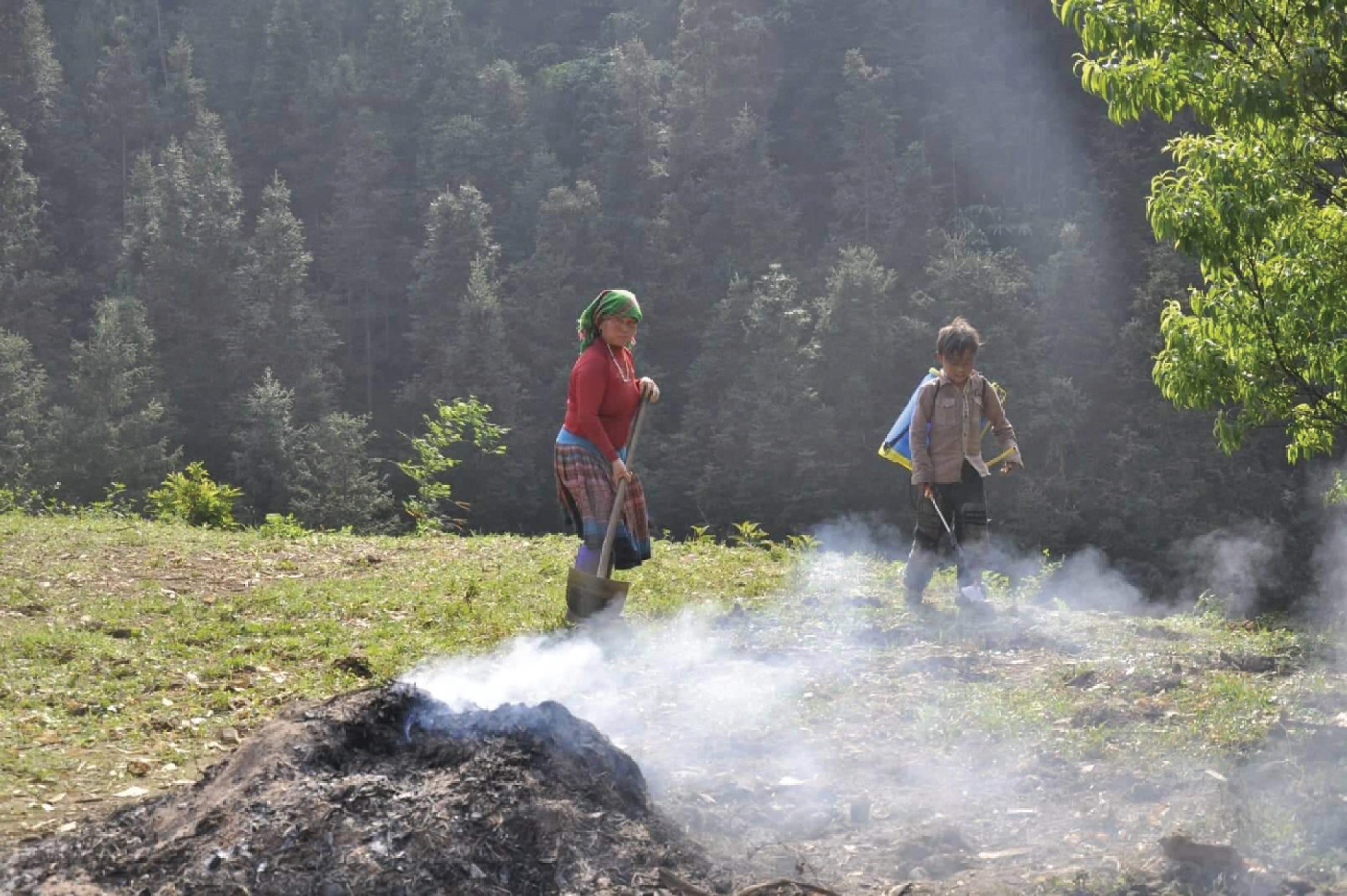 Tình trạng sử dụng thuốc diệt cỏ tràn lan của bà con vùng cao đã và đang gây ảnh hưởng trực tiếp tới sức khỏe và môi trường sống hiện nay.