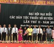 Đại hội Đại biểu các dân tộc thiểu số huyện Bình Chánh lần thứ II năm 2019.