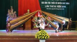 Các đại biểu tham dư Đại hội đại biểu các DTTS huyện Như Xuân lần thứ 3