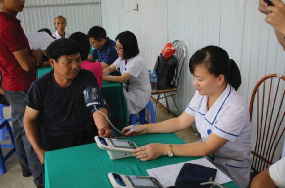 Mô hình Bác sỹ gia đình là một giải pháp trọng tâm trong việc triển khai y tế cơ sở.