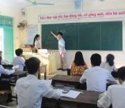 Trước kỳ thi THPT, nhiều trường đã tổ chức bồi dưỡng kiến thức cho học sinh.