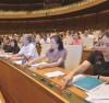 Kỳ họp thứ 7, Quốc hội khóa XIV đang bàn thảo về vấn đề tăng tuổi nghỉ hưu. Kỳ họp thứ 7, Quốc hội khóa XIV đang bàn thảo về vấn đề tăng tuổi nghỉ hưu.