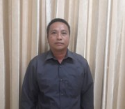Trưởng thôn Nông Văn Huỳnh
