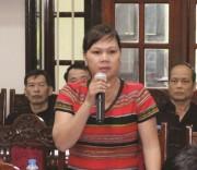 Chị Y Díp, xã Mô Rai, huyện Sa Thầy, tỉnh Kon Tum: Tiếp tục duy trì các CLB bình đẳng giới