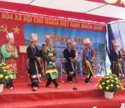 Các giá trị văn hóa truyền thống của đồng bào DTTS ở Yên Lập được giữ gìn và phát huy.