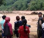Mưa lớn khiến lũ quét, lũ ống xảy ra tại huyện Mường Tè.