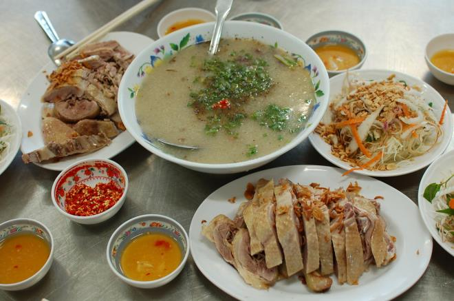 Thịt vịt là món truyền thống trong mâm cỗ Tết Đoan Ngọ của người Nam bộ (Ảnh: báo Tintuc.vn).