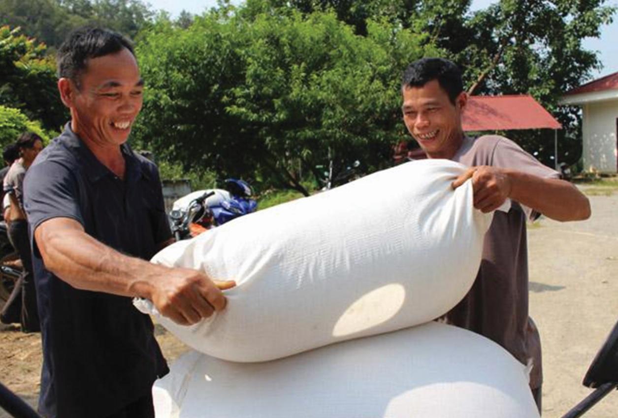 """ự án """"Cao Nguyên đá nở hoa""""được triển khai tại Quản Bạ, Hà Giang gắn phát triển du lịch với tiệu thụ sản phẩm dược liệu của người dân đã mang lại hiệu quả tích cực."""
