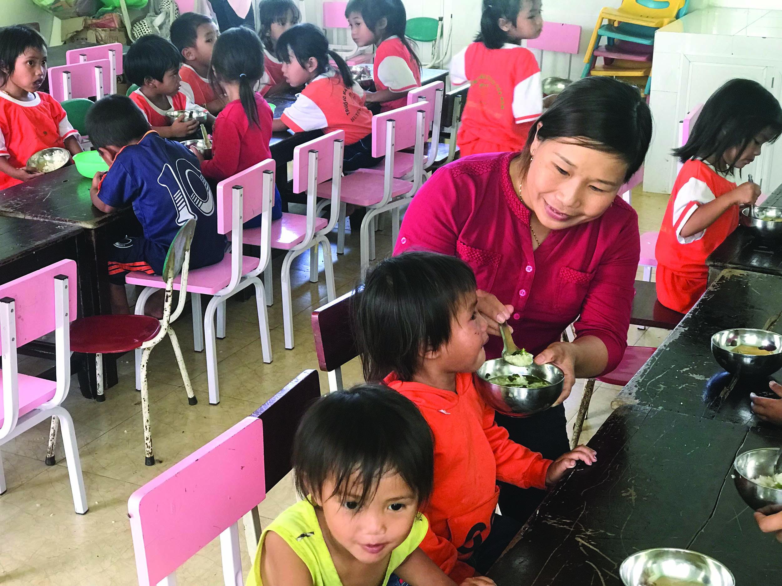 Cần sự chung tay vào cuộc của toàn xã hội để trẻ em được sống trong môi trường an toàn, lành mạnh.