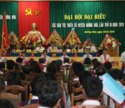 Đại hội Đại biểu các DTTS huyện Hướng Hóa (Quảng Trị)