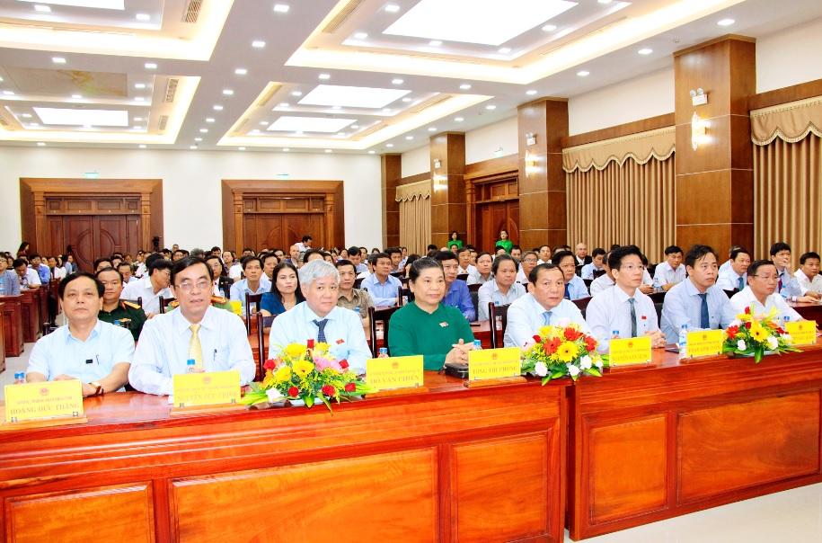 Các đại biểu tham dự Lễ kỷ niệm.