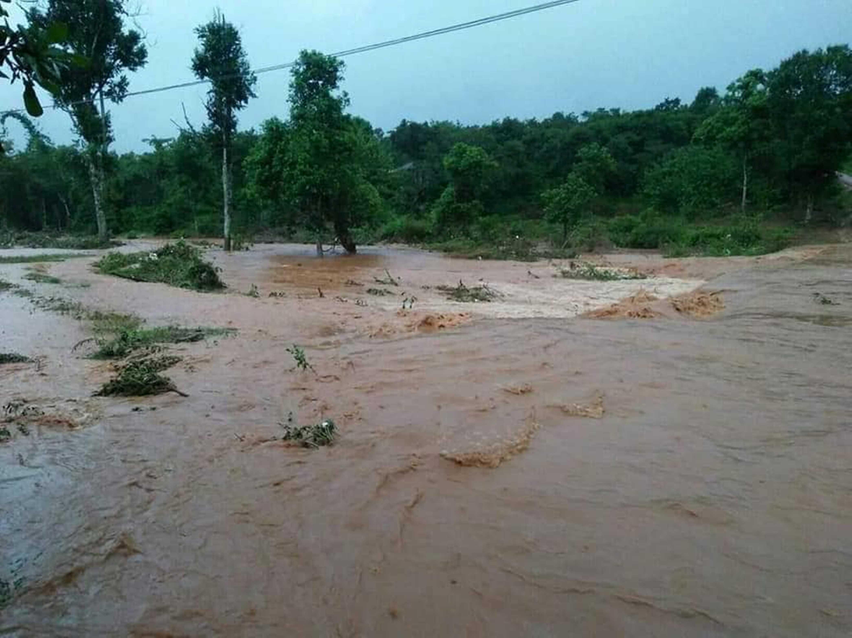 Nhiều địa phương ở Tây Nguyên bị ngập lụt