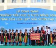 Quỹ Sữa Vươn cao Việt Nam