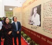 Di chúc Chủ tịch Hồ Chí Minh
