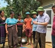 Xử lý môi trường dịch bệnh sau mưa lũ