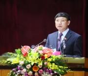 Ông Nguyễn Xuân Ký- Phó Bí thư Thường trực Tỉnh ủy, Chủ tịch HĐND tỉnh Quảng Ninh khẳng định quyết tâm của tỉnh là phấn đấu tỷ lệ hộ nghèo của Quảng Ninh và chênh lệch khoảng cách giàu nghèo trên địa bàn thấp hơn so với mức bình quân cung của cả nước.