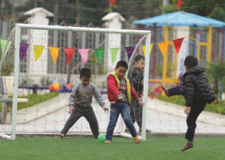 Trẻ em Việt Nam còn đang phải đối mặt với tình trạng suy dinh dưỡng thấp còi và thiếu vi chất dinh dưỡng, đây là những nguyên nhân chính ảnh hưởng xấu đến sự tăng trưởng chiều cao và trí tuệ của các em.