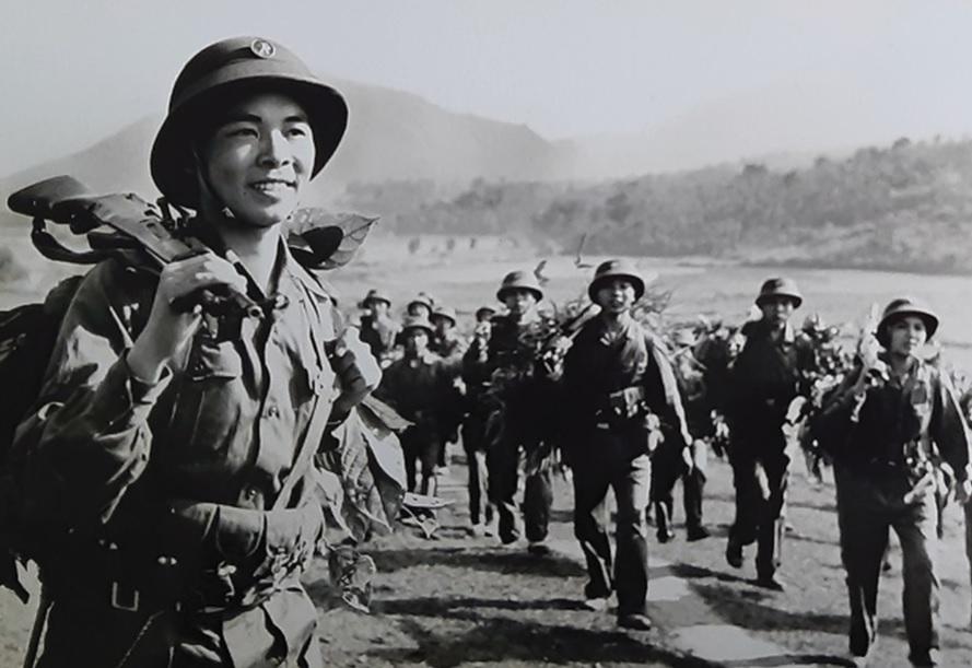 Những tác phẩm văn học về đề tài TBLS mãi là nơi lưu giữ hình ảnh những người lính bất tử. (Ảnh TL)