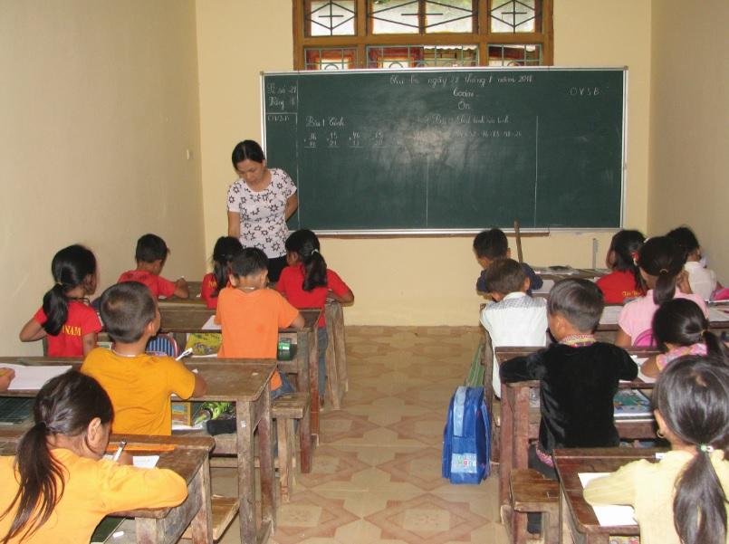 Trong bối cảnh thiếu giáo viên, yêu cầu giảm 10% biên chế theo Nghị quyết 18 ở Mường Nhé là chưa phù hợp yêu cầu thực tiễn.