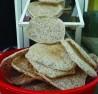 Bánh tráng được nướng bằng máy 4M vàng đều, thơm ngon, hấp dẫn hơn, an toàn cho cả người sử dụng lẫn người nướng bánh.