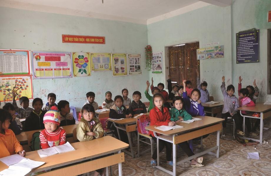 Còn nhiều khó khăn trong triển khai Chương trình giáo dục phổ thông mới, đặc biệt là các địa phương vùng DTTS.