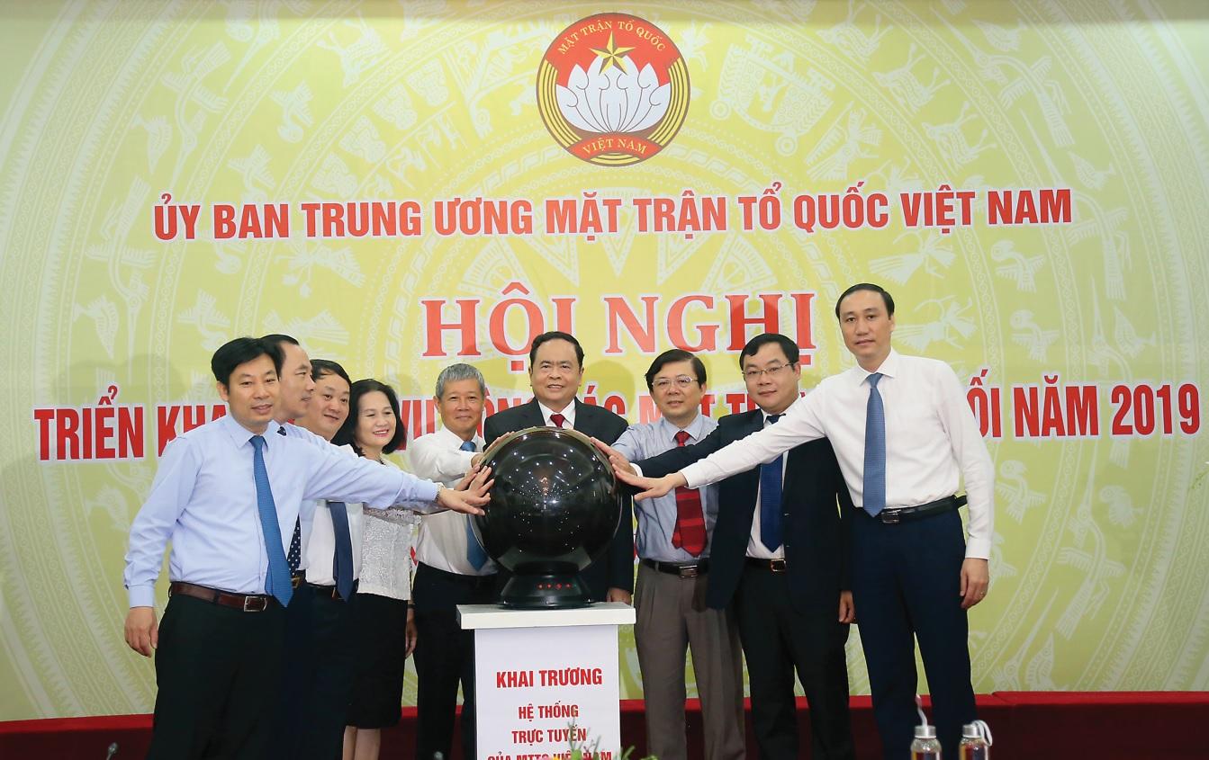 Đại hội Đại biểu toàn quốc MTTQ Việt Nam