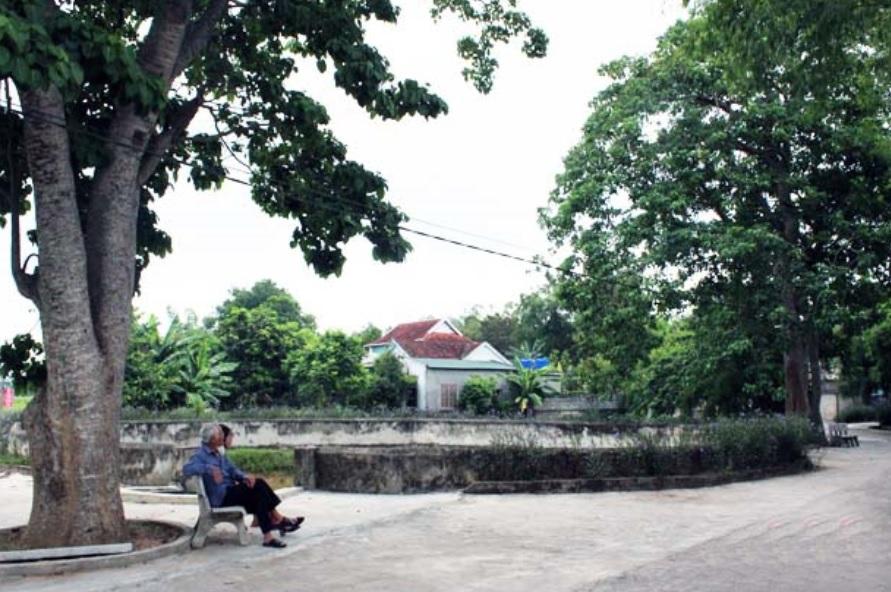 Giếng làng cổ, thôn Phượng Sơn, xã Trường Lộc.