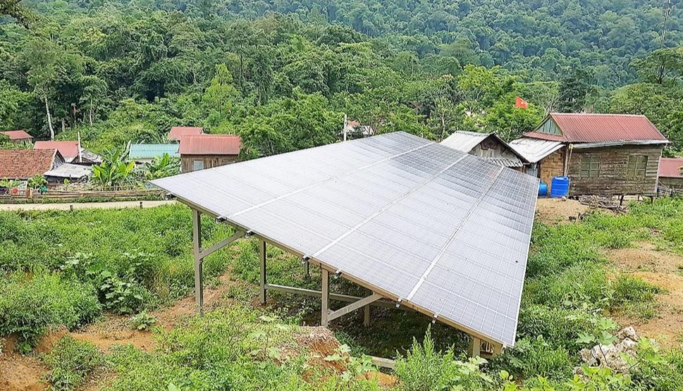 Người Arem đã được sử dụng điện năng lượng mặt trời.