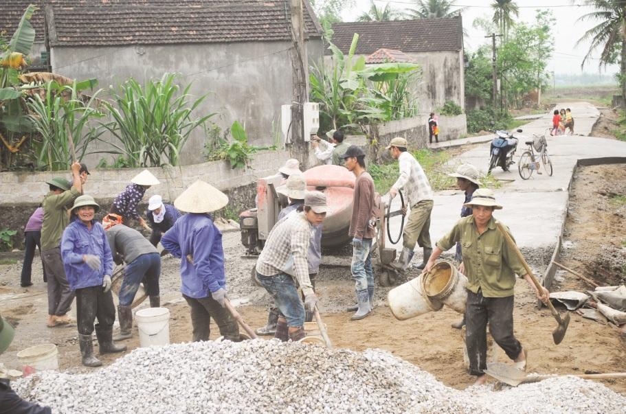 Máy hái chè được người dân đưa vào sử dụng rộng rãi.