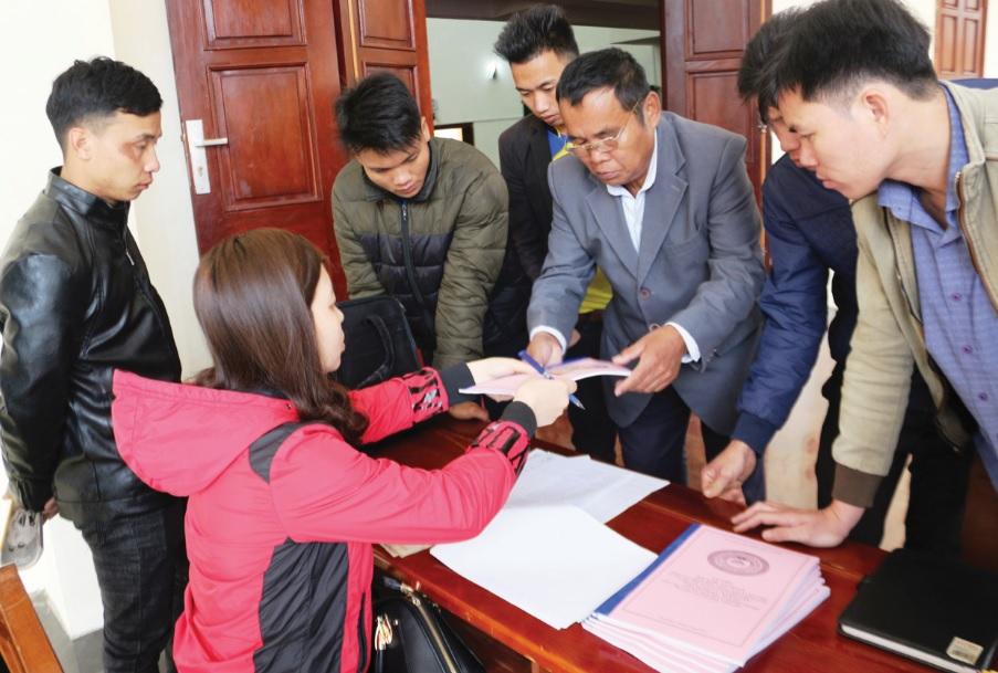 Công tác phổ biến giáo dục pháp luật cho đồng bào DTTS luôn được tỉnh Thanh Hóa quan tâm chú trọng.